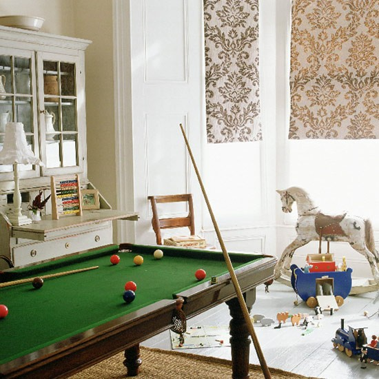 Games room | room ideas | image | Housetohome.co.uk