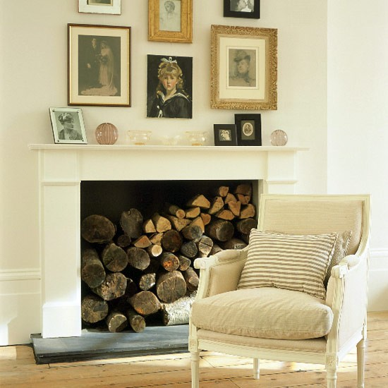Fireplace ideas | fireplace | image