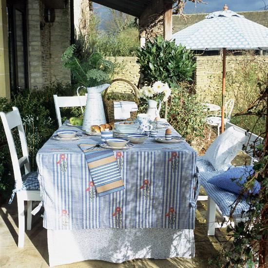 Dining area ideas | outdoor dining area | image