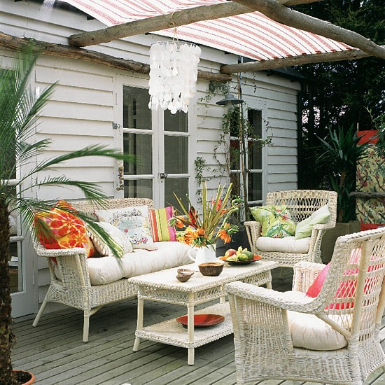 Outdoor living area | outdoor living area ideas | image