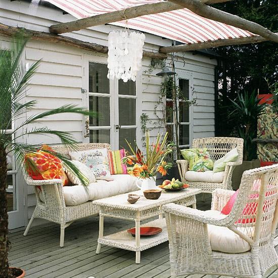 Outdoor living area | outdoor living area ideas | image