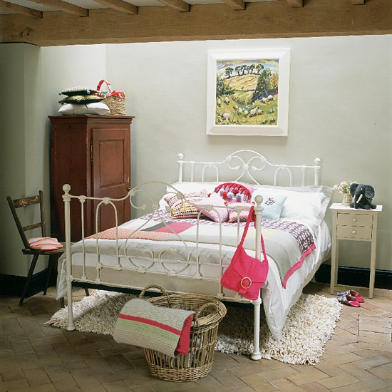Highland bedroom | Rustic style | Housetohome.co.uk