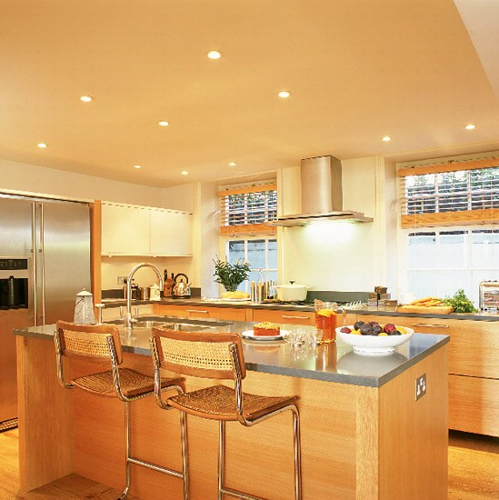 Contemporary basement kitchen | Kitchen Ideas | Housetohome.co.uk
