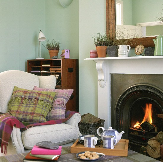Go for a Highland look | Winter living room decorating ideas | Living room | PHOTO GALLERY | Housetohome.co.uk