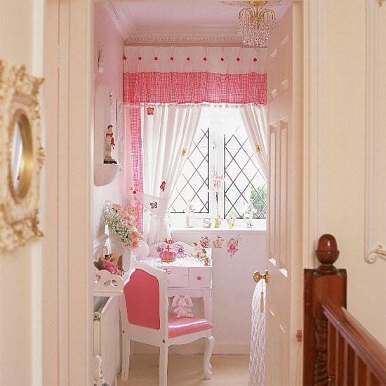Pink girl's bedroom | Image | Housetohome.co.uk