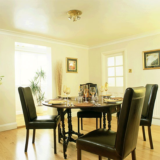 Neutral dining room dining room furniture decorating for Neutral dining room ideas