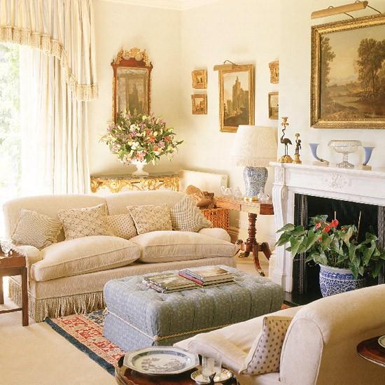 Georgian living room | Image | Housetohome.co.uk