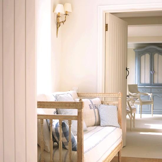 French-style hallway | Hallways | Decorating ideas | Image | Housetohome.co.uk