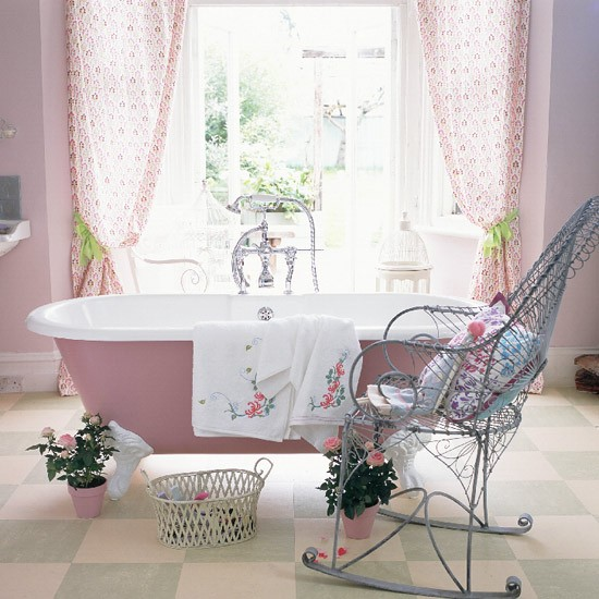 Gypsy bathroom | Bathroom vanities | Decorating ideas | Image | Housetohome.co.uk