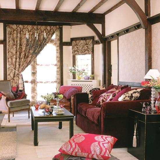 Luxurious living room   Decorating ideas   Image   Housetohome.co.uk