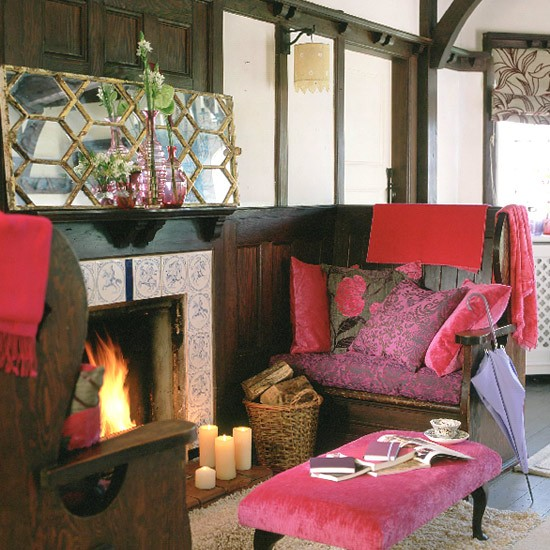 Luxurious living room | Decorating ideas | Image | Housetohome.co.uk