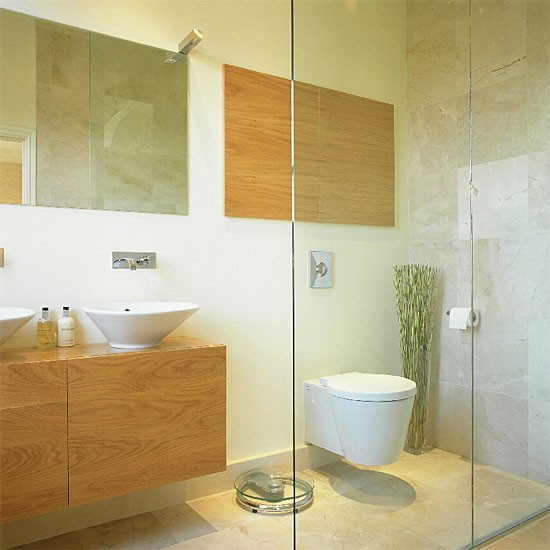 Small Modern Bathroom Bathroom Vanities