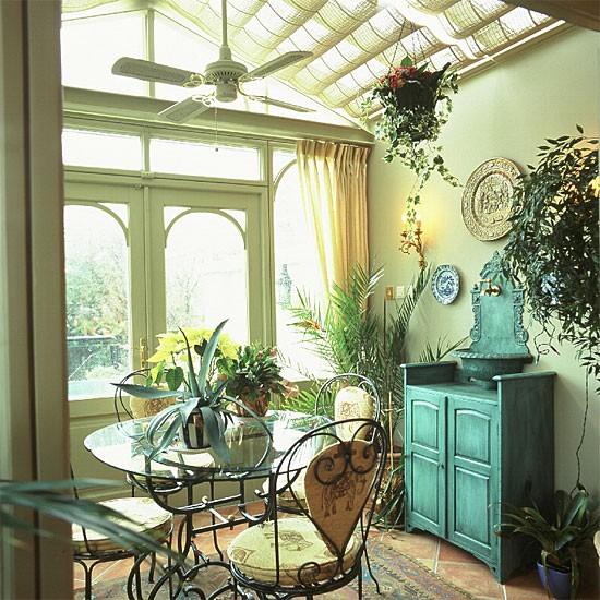 georgian conservatory dining furniture decorating. Black Bedroom Furniture Sets. Home Design Ideas