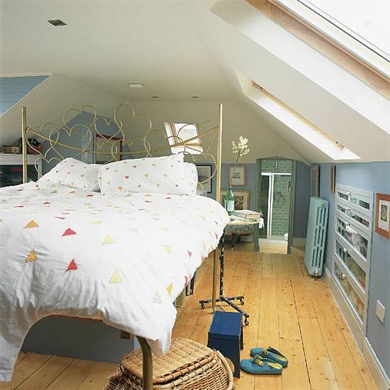 Loft Bedroom Bedrom Furniture Decorating Ideas