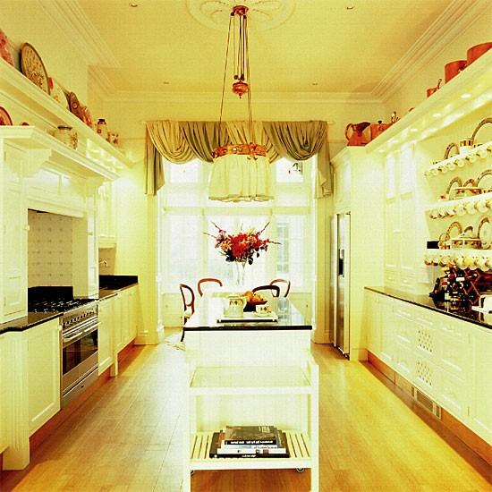 Georgian kitchen | Kitchen design | Decorating ideas | Image | Housetohome