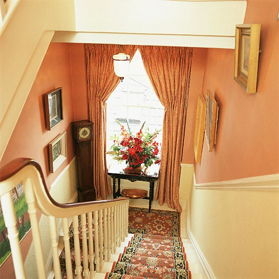 Small hallway | Landing furniture | Decorating ideas | Image | Housetohome