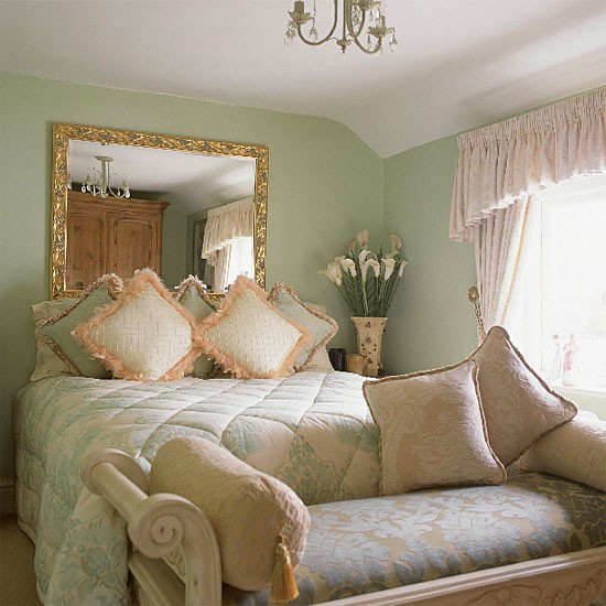 Green And Pink Bedroom Bedroom Furniture