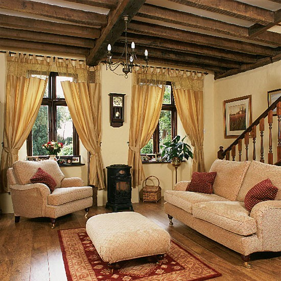 country living room living room furniture housetohome
