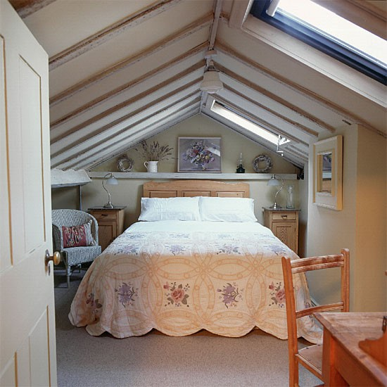 Best 25 Attic Ideas Ideas On Pinterest: Picture Of Small Attic Conversion