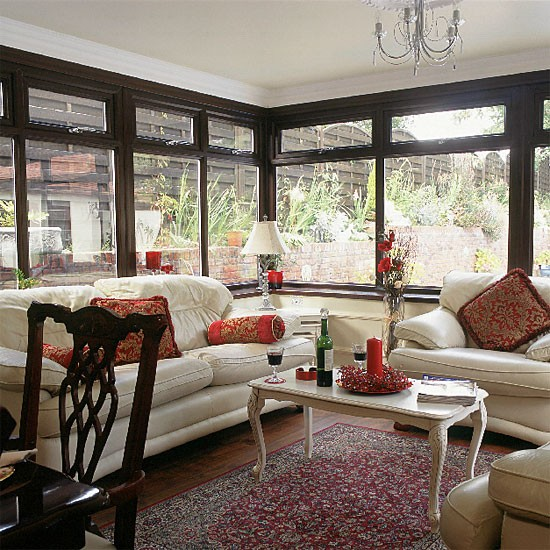 eclectic living room conservatory living room furniture