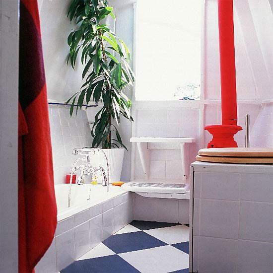 Small boat bathroom | Bathroom vanities | Decorating ideas | Image | Housetohome