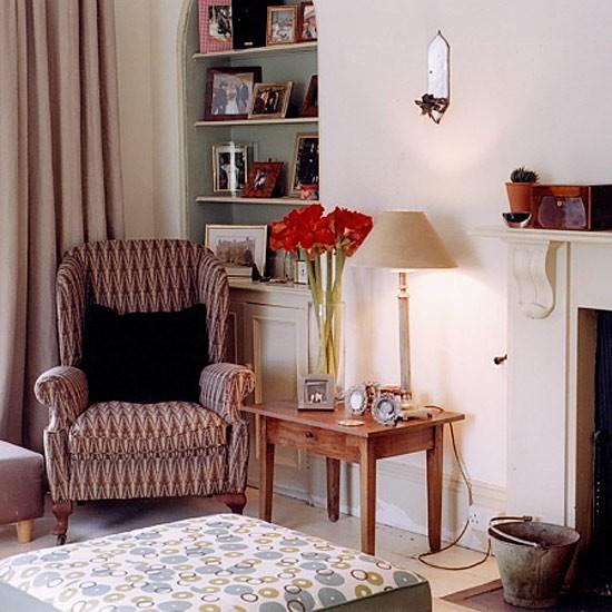 Modern living room   Living room furniture   Decorating ideas   Image   Housetohome.co.uk