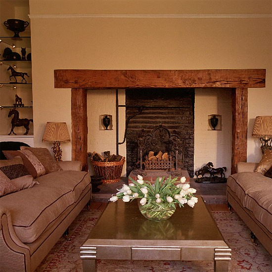 Classic living room | Image | Housetohome.co.uk