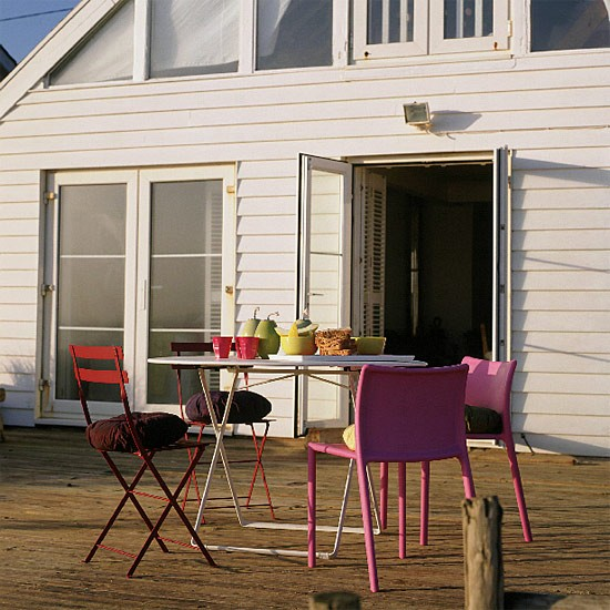 Outdoor dining area | Dining room furniture | Decorating ideas | Image | Housetohome