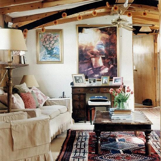 Houseboat living room | Living room furniture | Image | Housetohome