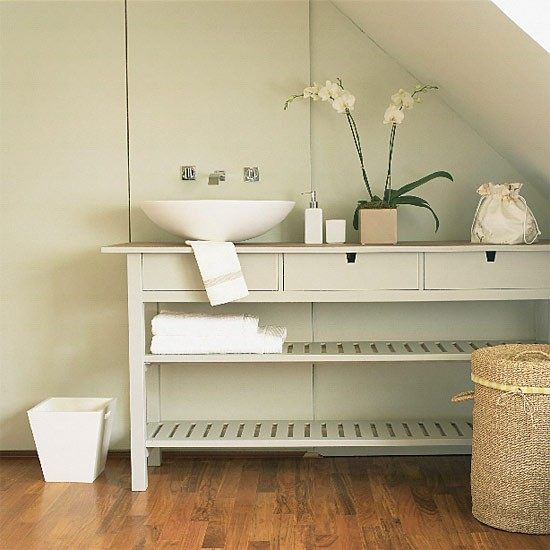 Bathroom console table bathroom vanities design ideas for Bathroom vanities uk