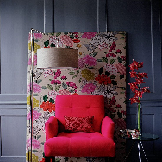 Eclectic living room detail | Living room furniture | Decorating ideas | Image | Housetohome