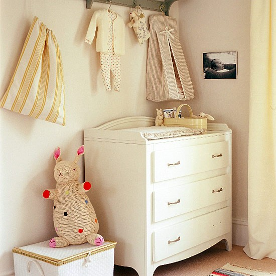 Children's nursery | Neutral tones | Image | Housetohome.co.uk