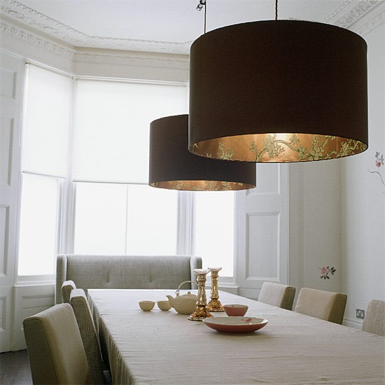 Stylish dining room lighting  Dining room furniture ...