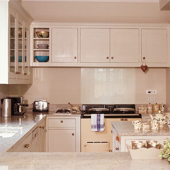 Small Space Kitchen Plans Gallery: Small, Space-saving Kitchen
