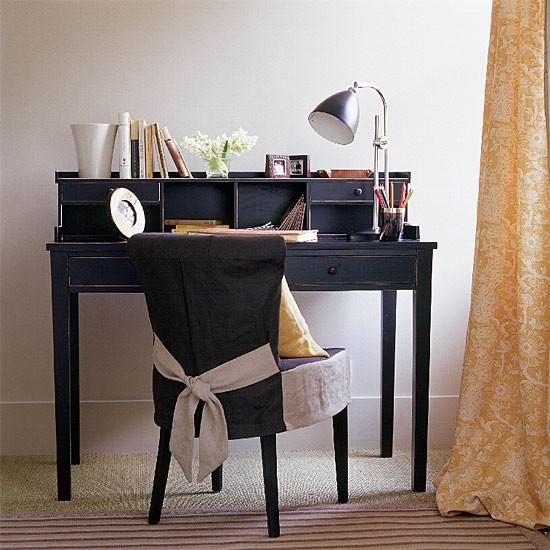Classic home office | Study | Decorating ideas | Image | Housetohome.co.uk
