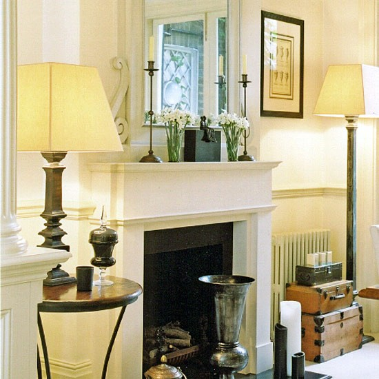Neutral living room | Living room furniture | Decorating ideas | Image | Housetohome.co.uk