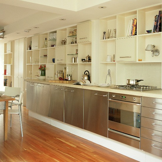 Natural kitchen | Image | Housetohome.co.uk