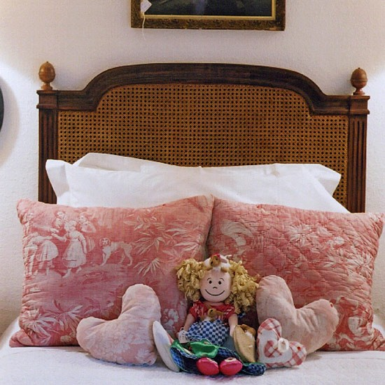 French-style child's bedroom | Bedroom furniture | Decorating ideas | Image | Housetohome