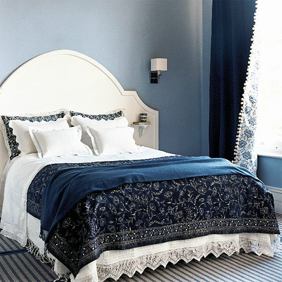 blue and white bedroom bedroom furniture decorating ideas image
