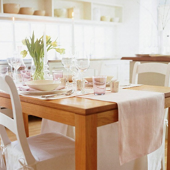 Elegant dining room table | Decorating ideas | Design ideas | Image | Housetohome