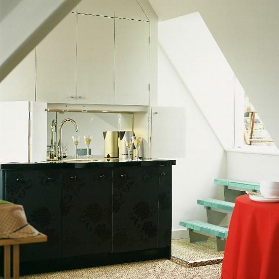 Small Oriental kitchen   Kitchen ideas   Housetohome.co.uk