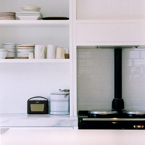 White kitchen | Kitchen decorating | Design ideas | Image | Housetohome