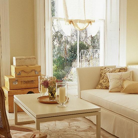 Ensuite living room | Living room furniture | Decorating ideas | Image | Housetohome