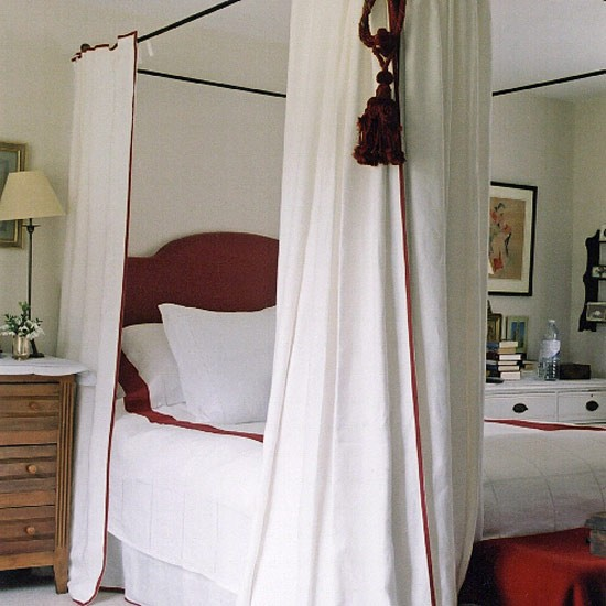 Oriental style four poster bedroom bedroom furniture - Oriental style bedroom furniture ...