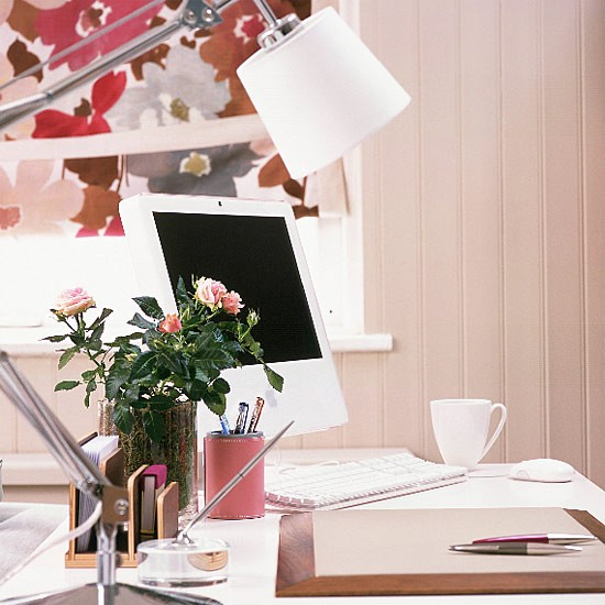 Classic home office   Office furniture   Decorating ideas   Image   Housetohome