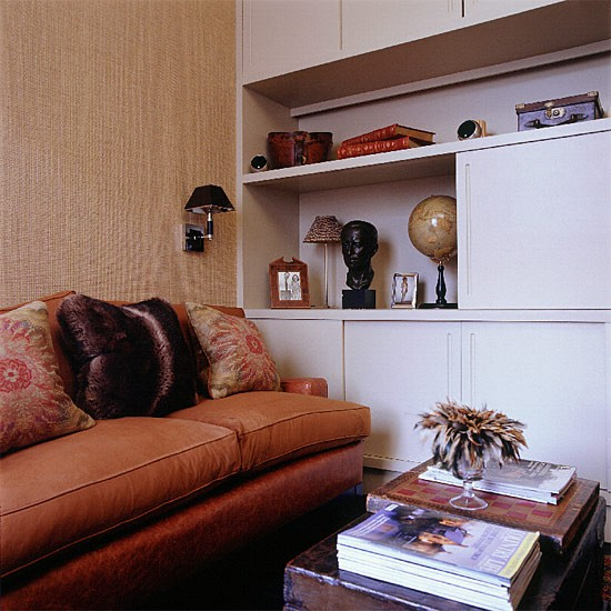 Retro study | Decorating ideas | Image | Housetohome.co.uk