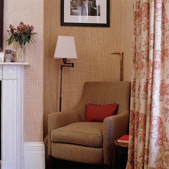 Living room study corner | Home office | Living room furniture | Image | Housetohome