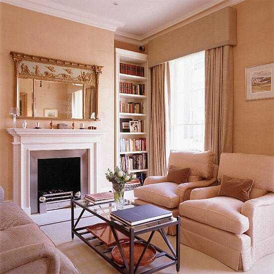 Classic living room | Living room furniture | Decorating ideas | Image | Housetohome