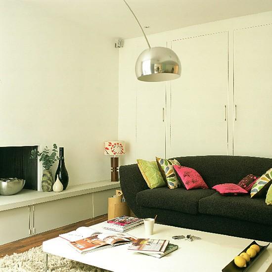 Living Room Built In Storage