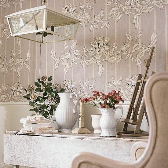 Patterned living room | Decorating ideas | Image | Housetohome.co.uk